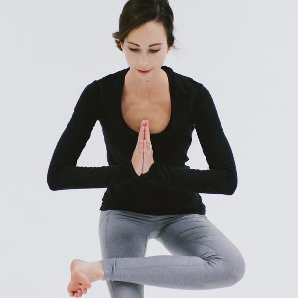 12 Yoga Poses to Combat Sitting All Day at Work