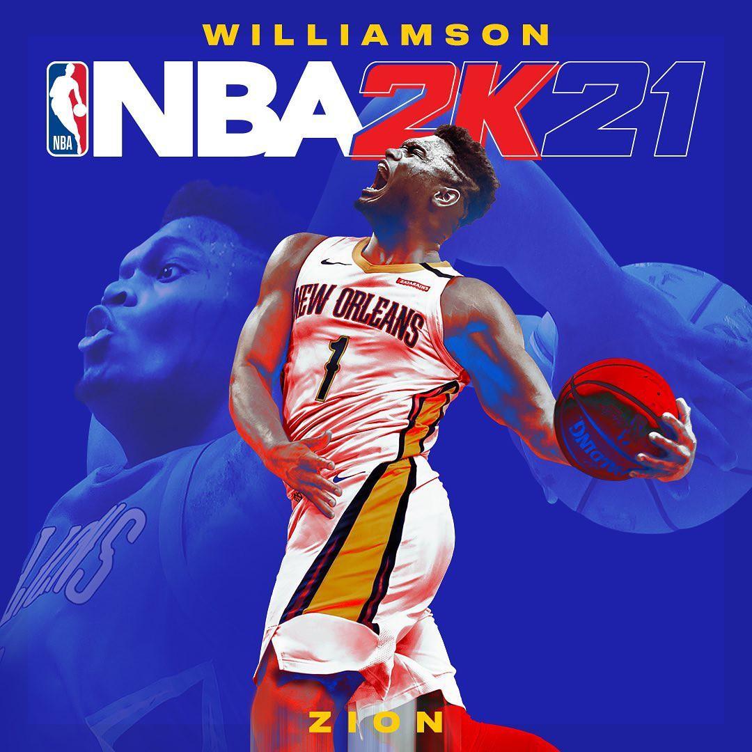 Zion Williamson NBA 2K21