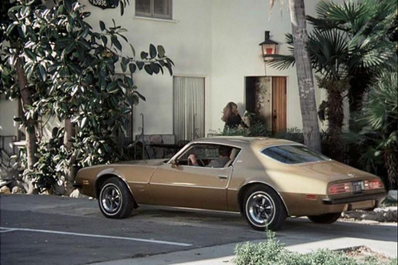 36. 1974 Pontiac Firebird Esprit