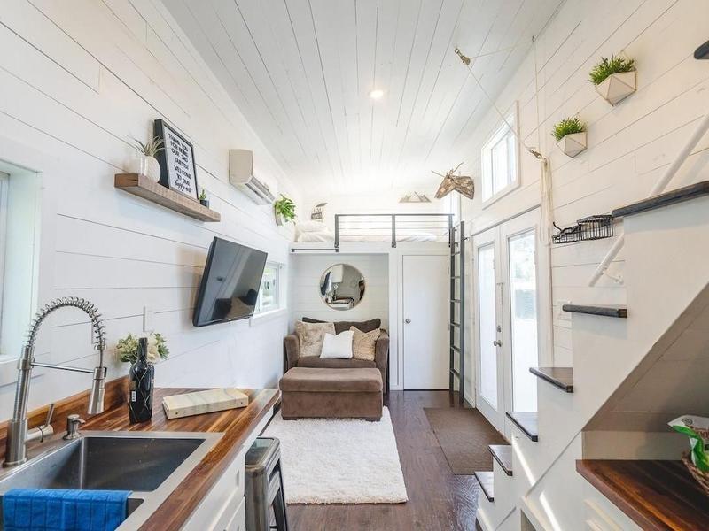tiny airbnb