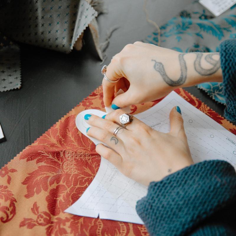 Snake Wrist Tattoo