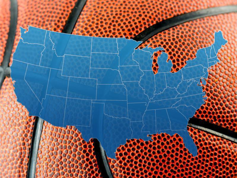 United States of basketball