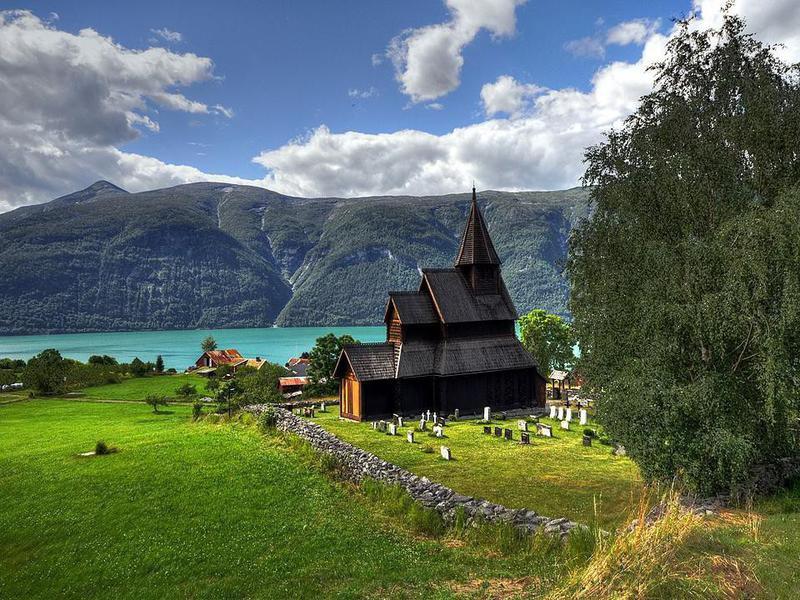 Urne Stave Church