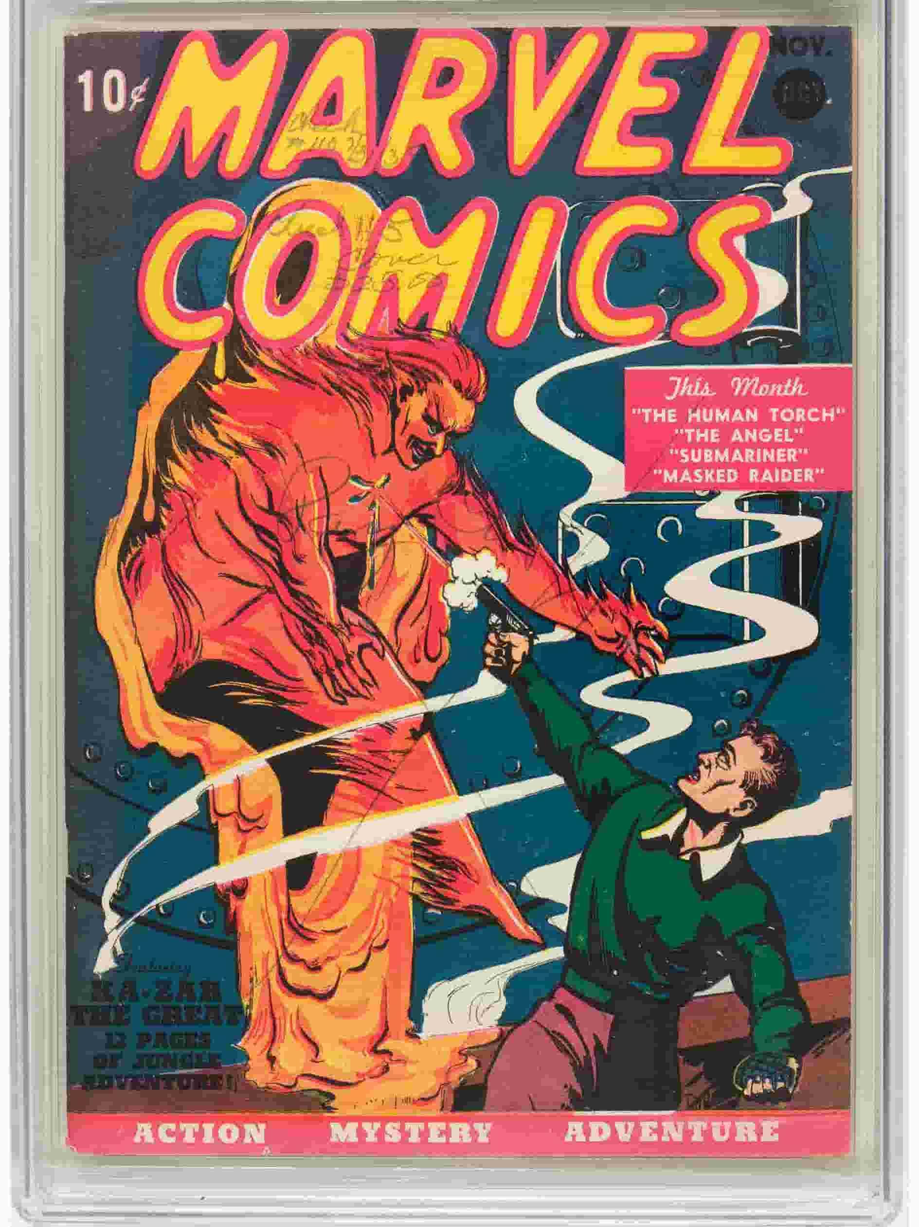 Marvel Comics No. 1