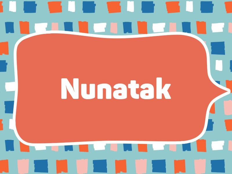 2015: Nunatak (Tie)