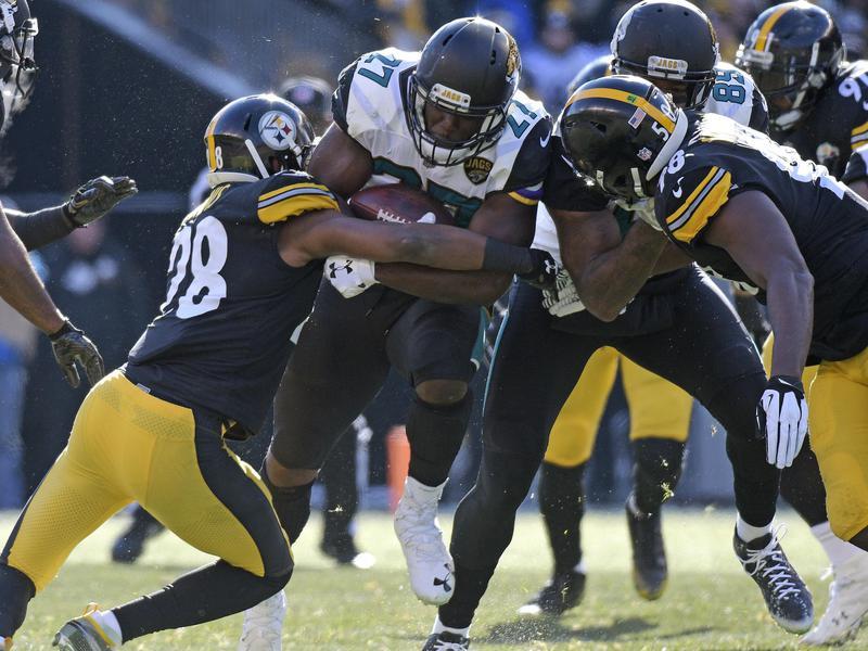 Jaguars-Steelers
