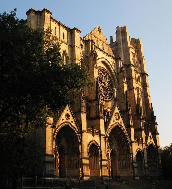 Cathedral of St. John the Divine 2