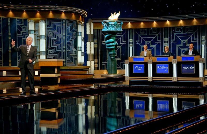 Celebrity Jeopardy on Oct. 5, 2006