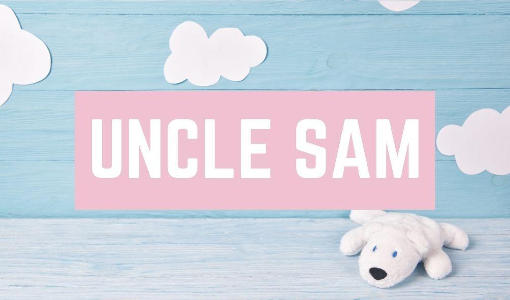 Terrible Baby Names: Uncle Sam