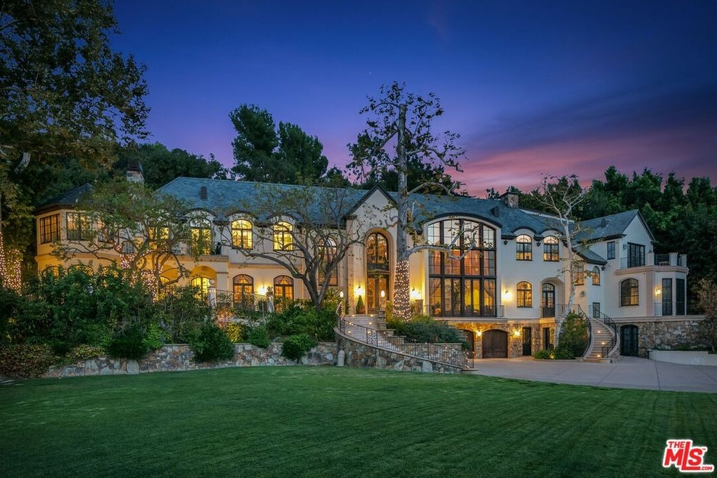Gene Simmons' house