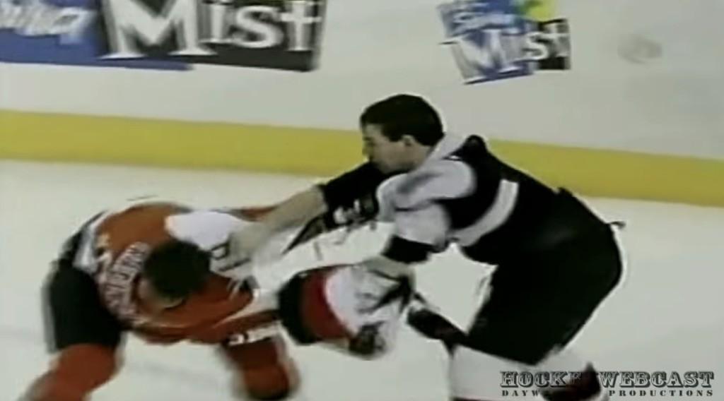 Philadelphia Flyers and Ottawa Senators