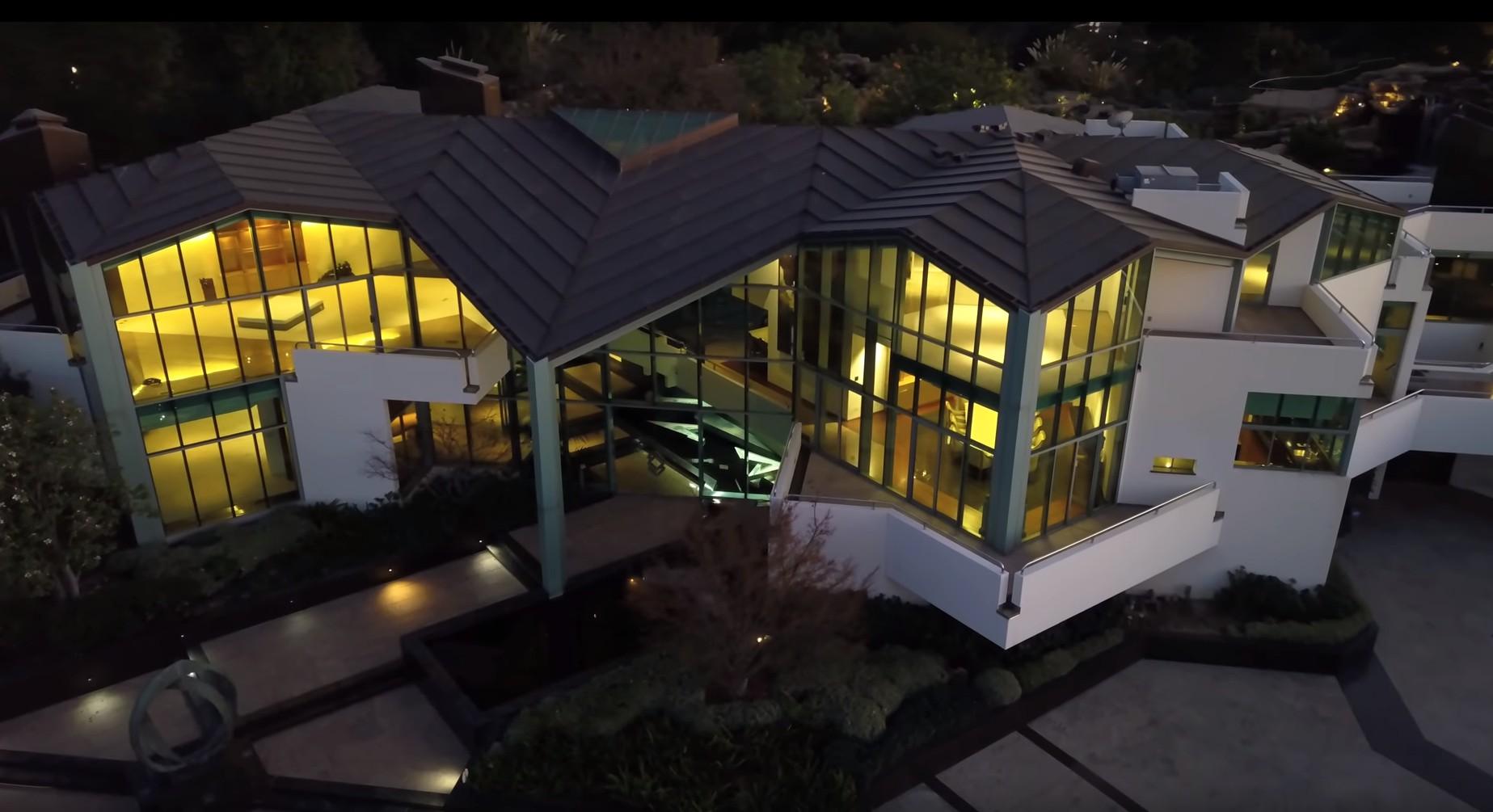 Pharrell Williams' roof