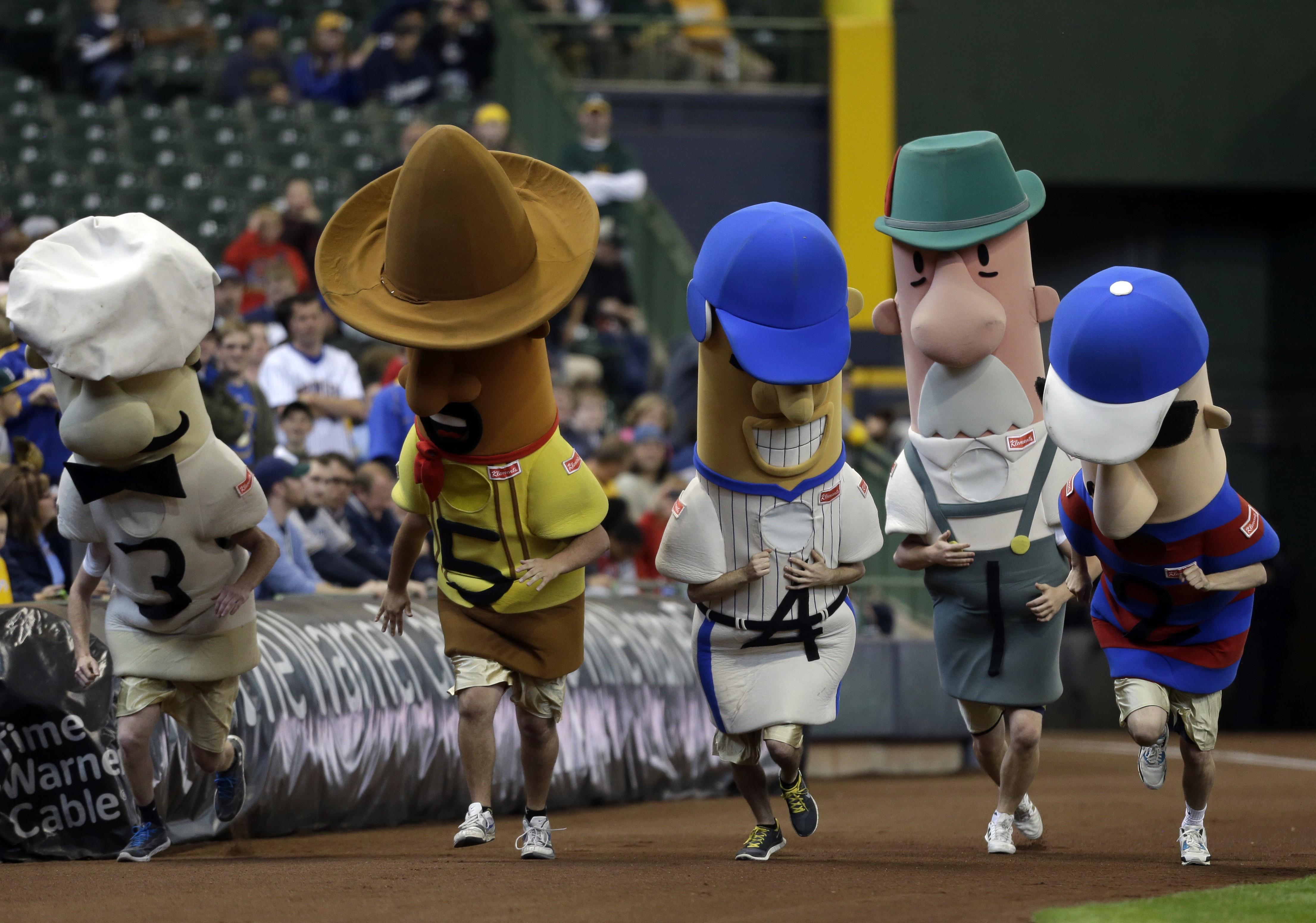 Racing Sausages