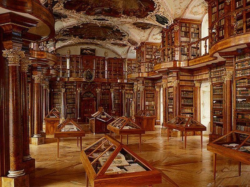 Stiftsbibliothek Sankt Gallen