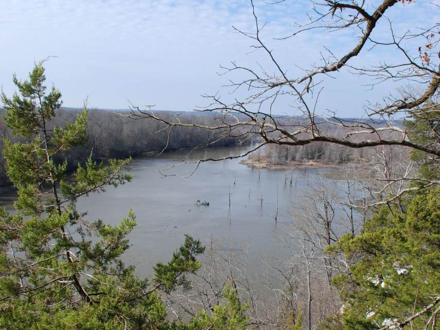 Millwood Lake