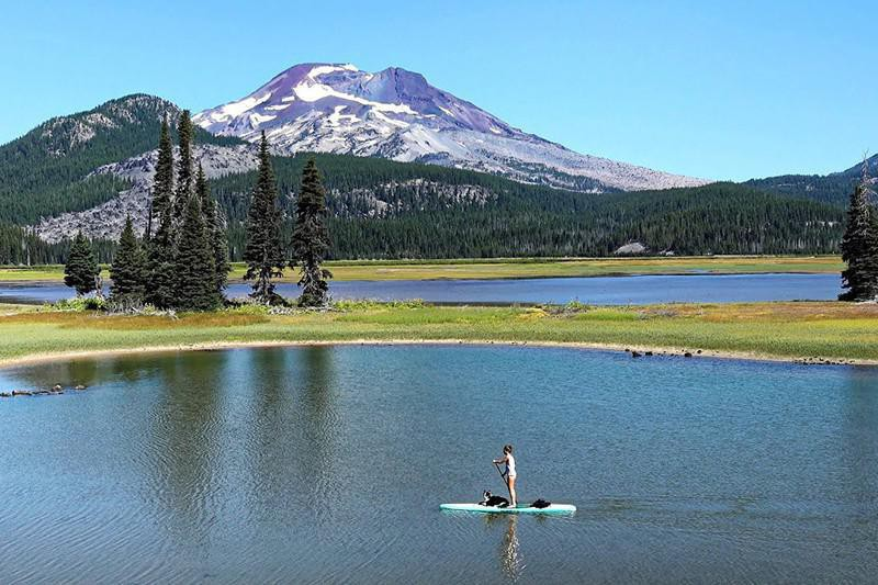The Cascades of Oregon