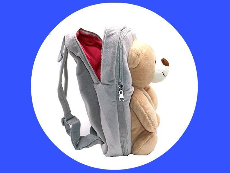 Bear Travel Backpack