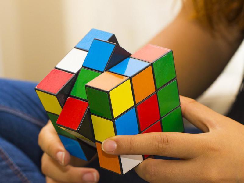The Rubik's Cube