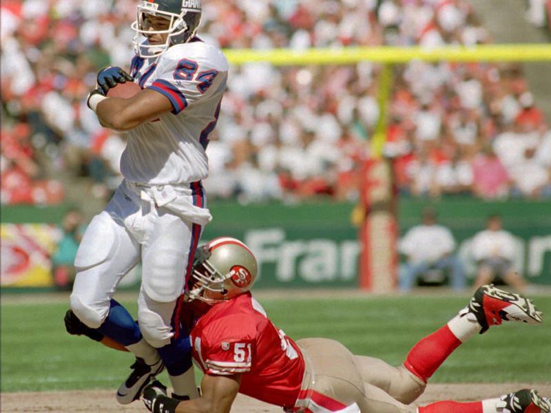 San Francisco 49ers linebacker Ken Norton Jr.