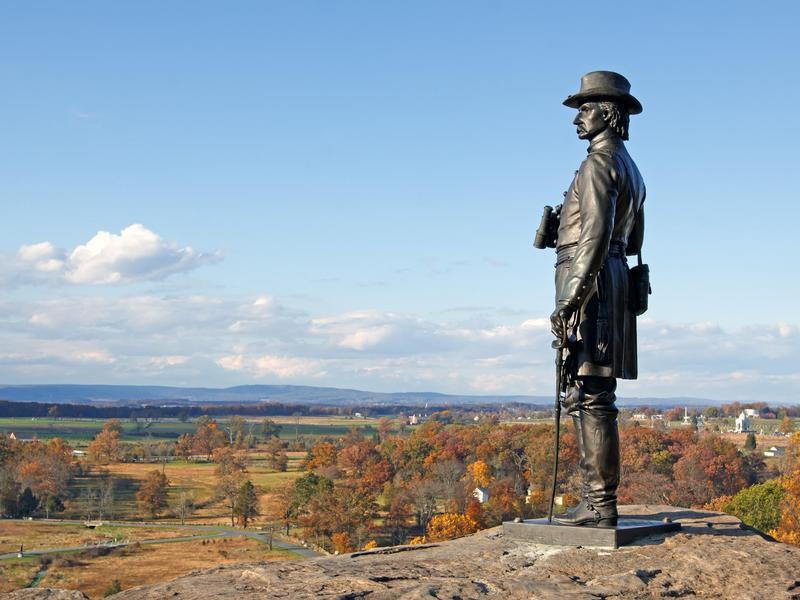 gettysburg on a budget