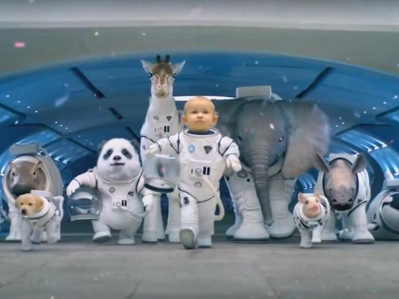 Kia Sorento Where Do Babies Come From commercial in 2013