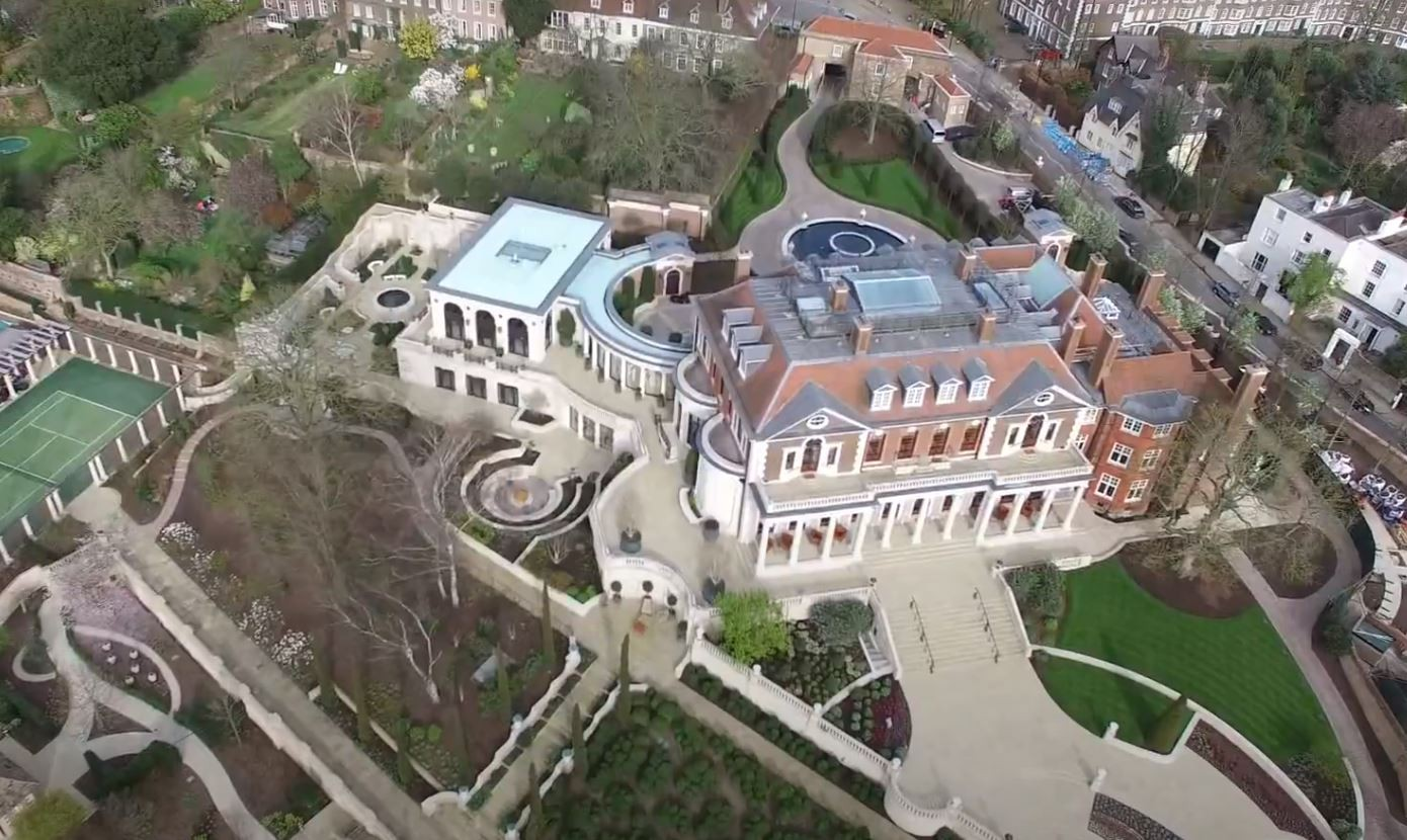 Witanhurst mansion