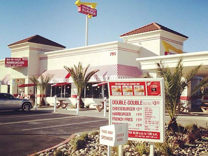 in-n-out burger location