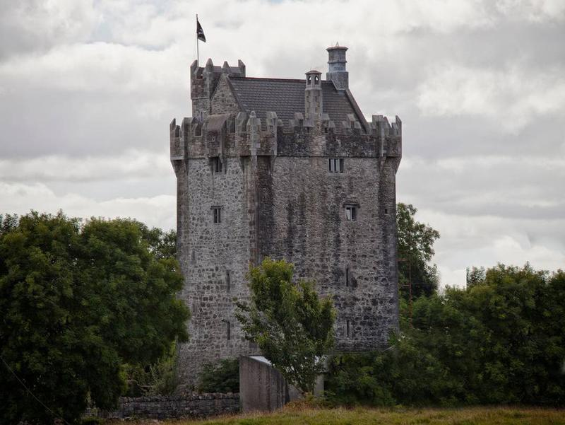 Caher Castle