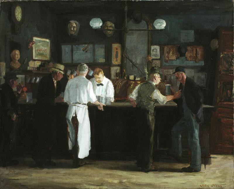 """McSorely's Bar"""