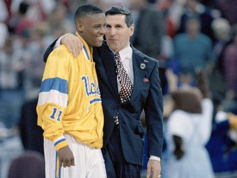 UCLA point guard Tyus Edney