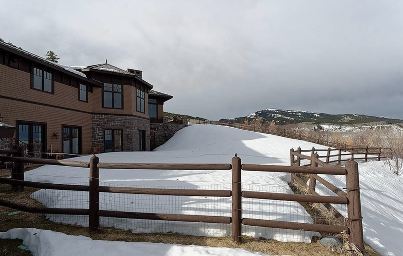 colorado ski retreat