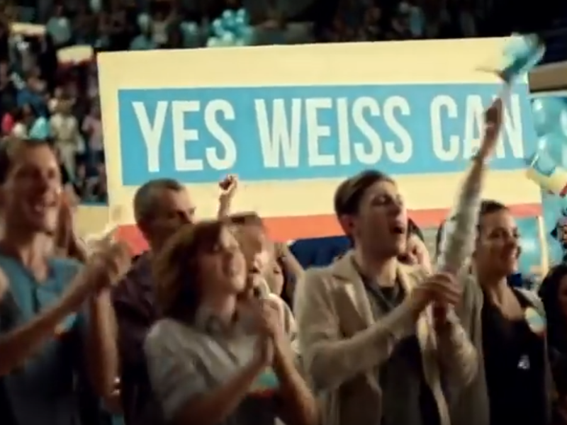Yes Weiss Can