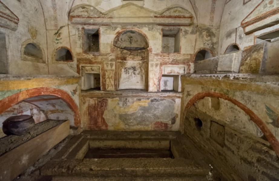 Vatican Necropolis