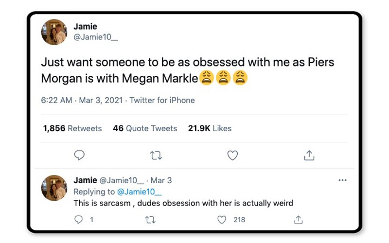 What's wrong with Piers Morgan?