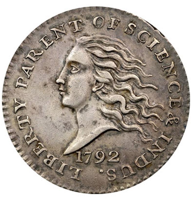 1792 Disme Pattern