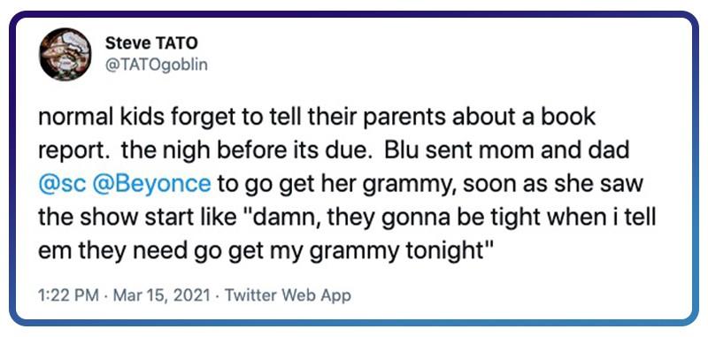 Beyoncé and Jay-Z parenting Blue Ivy