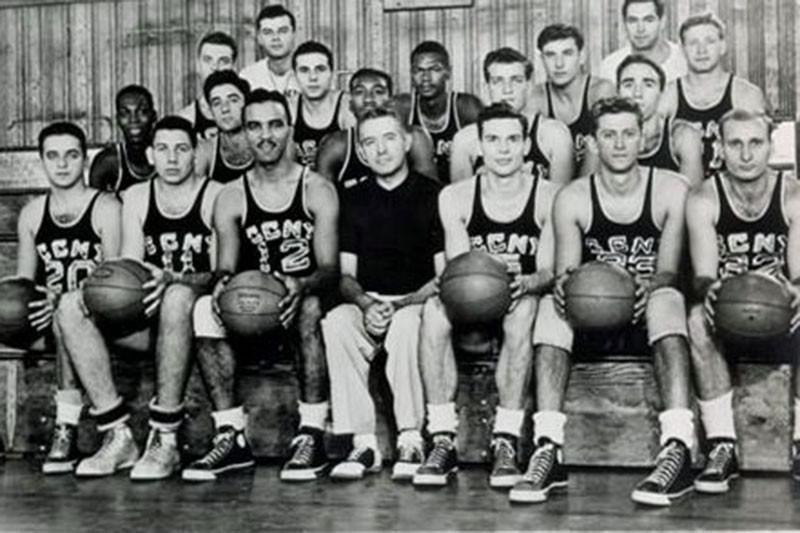 1949-50 City College of New York Beavers
