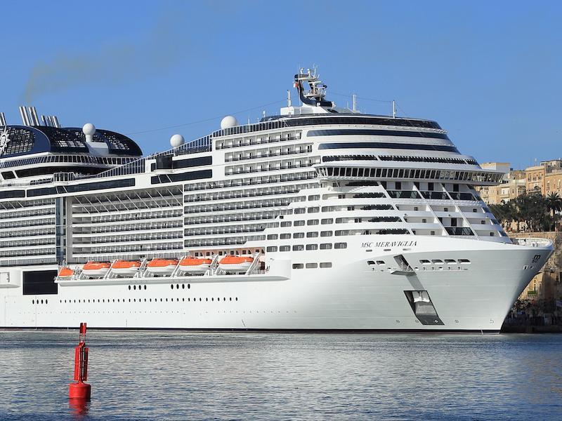 Meraviglia Cruise