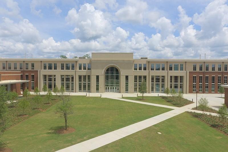Auburn High School in Alabama