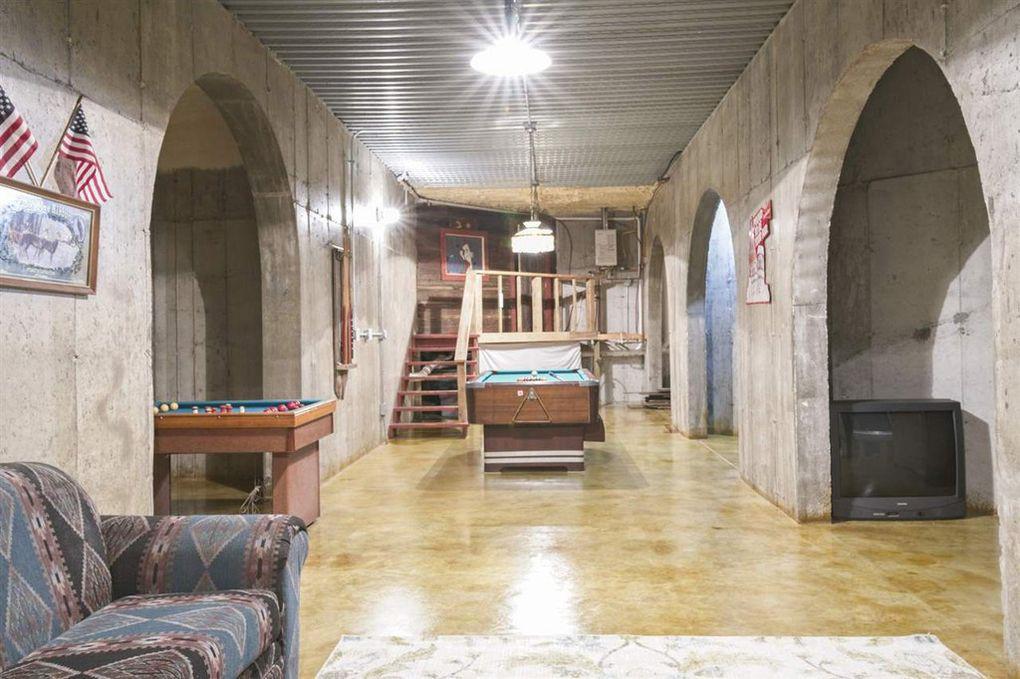 Prepper castle survival bunker