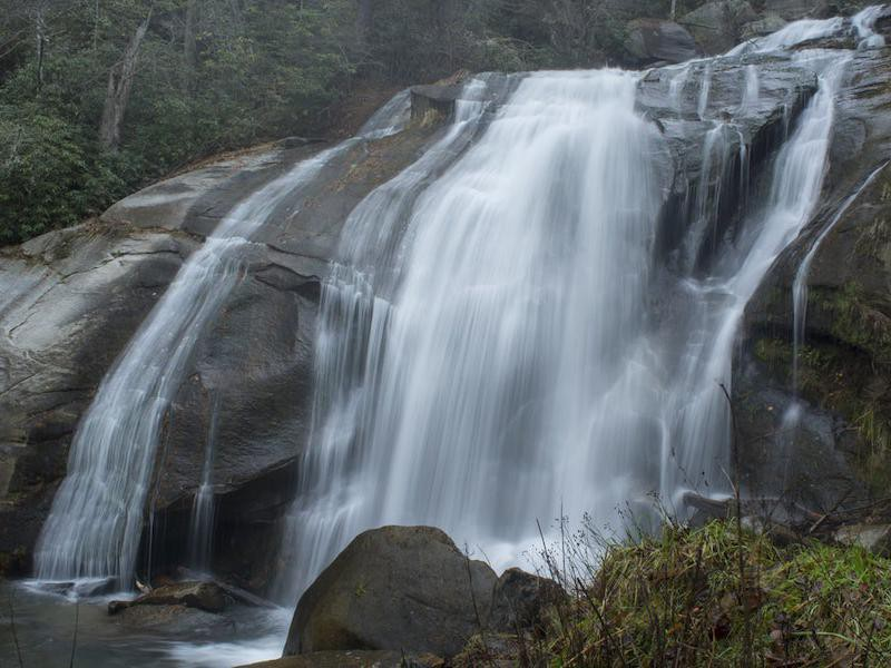 Middle Creek Falls