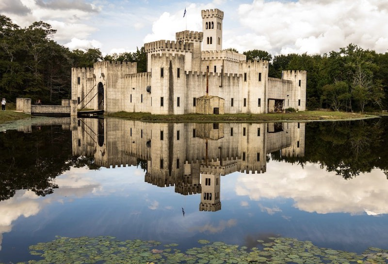 Newman's Castle in Texas