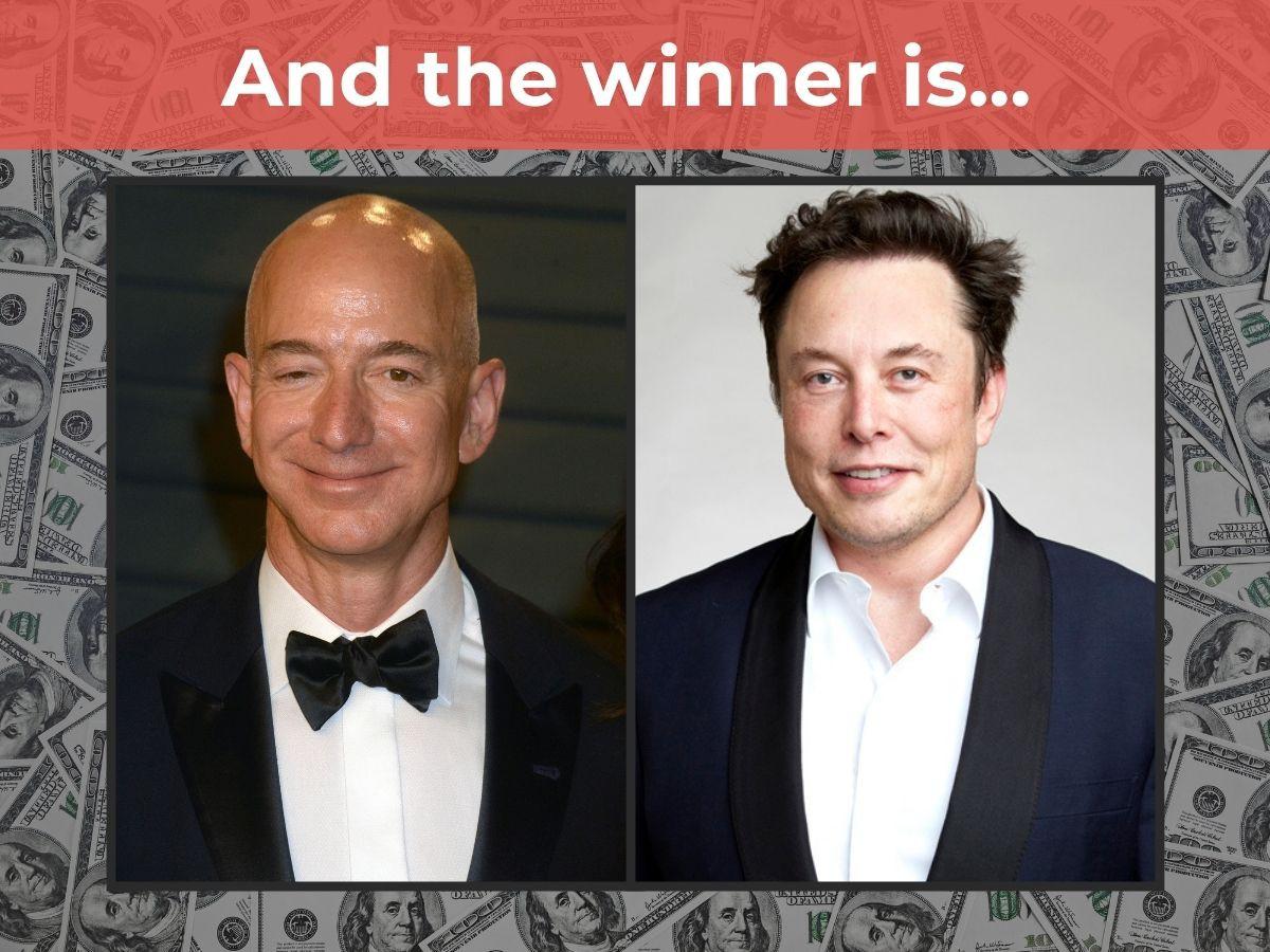 Jeff Bezos vs. Elon Musk