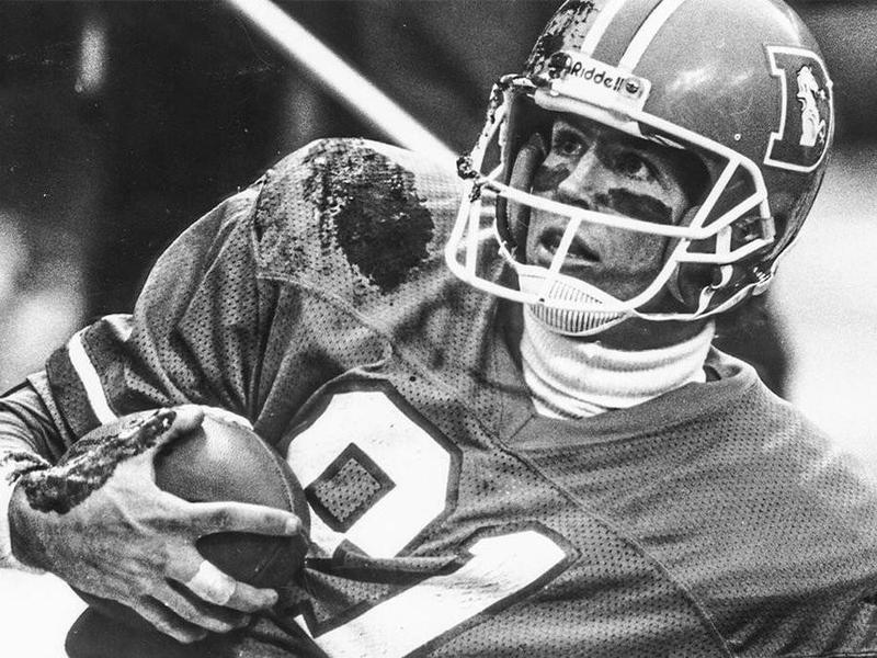 St. Mark's High wide receiver Steve Watson