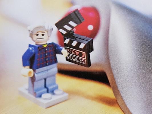 Lego George Lucas