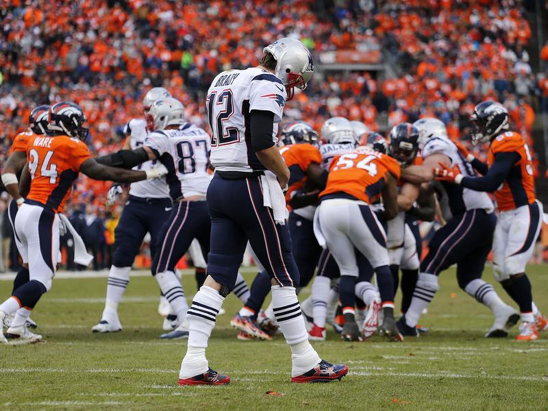 Tom Brady vs. Denver Broncos