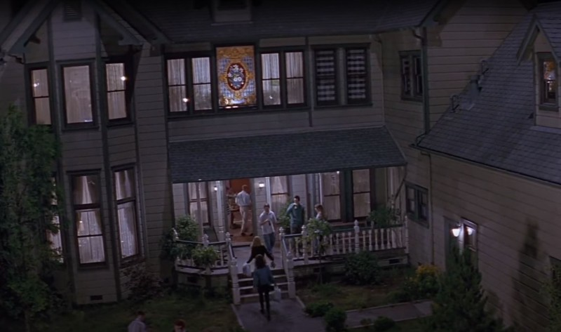 The House from Scream