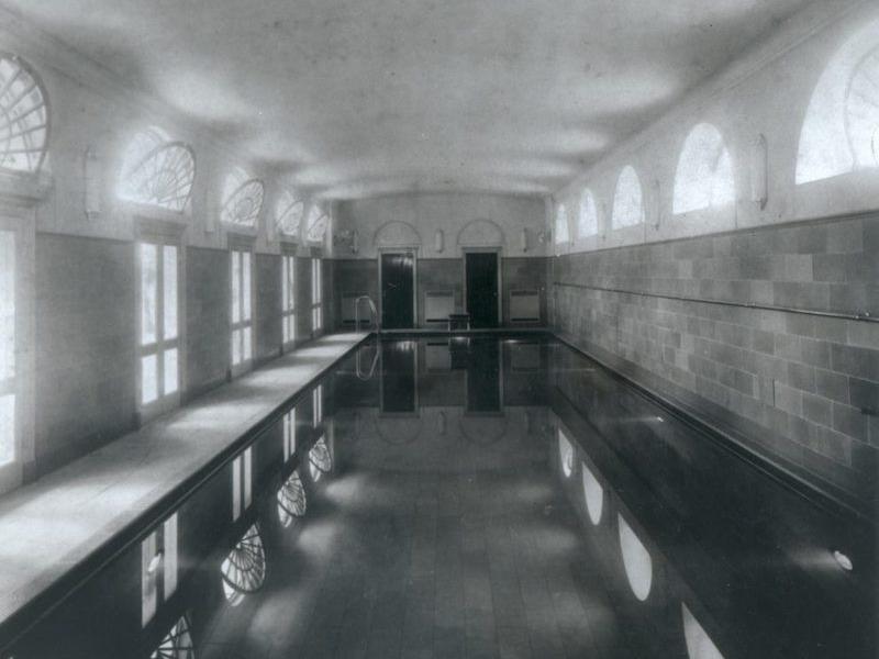 FDR swimming pool