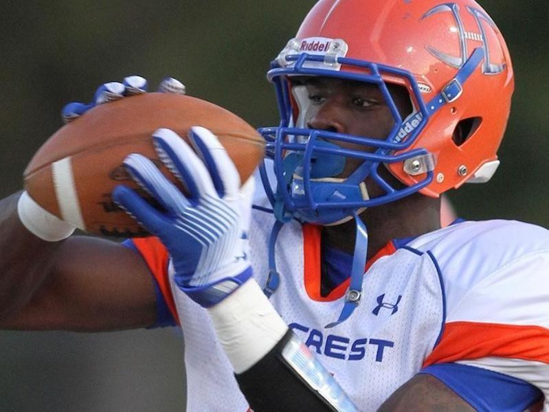 Hillcrest High wide receiver Dorial Green-Beckham