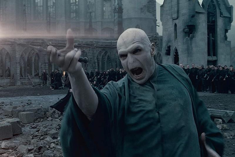 Voldemort in harry potter